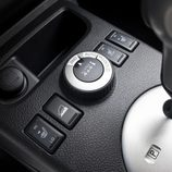 Palanca de cambios del Nissan X-Trail