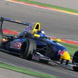 Sainz jr dejó buenas sensaciones en Motorland