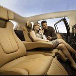 Asientos traseros del nuevo Opel Zafira 2011