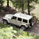 Wrangler Unlimited, la apuesta de Jeep en 2011