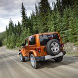El Jeep Wrangler Sahara desde 36.000 euros
