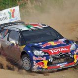 Sebastien Ogier ganador del Rally de Portugal 2011