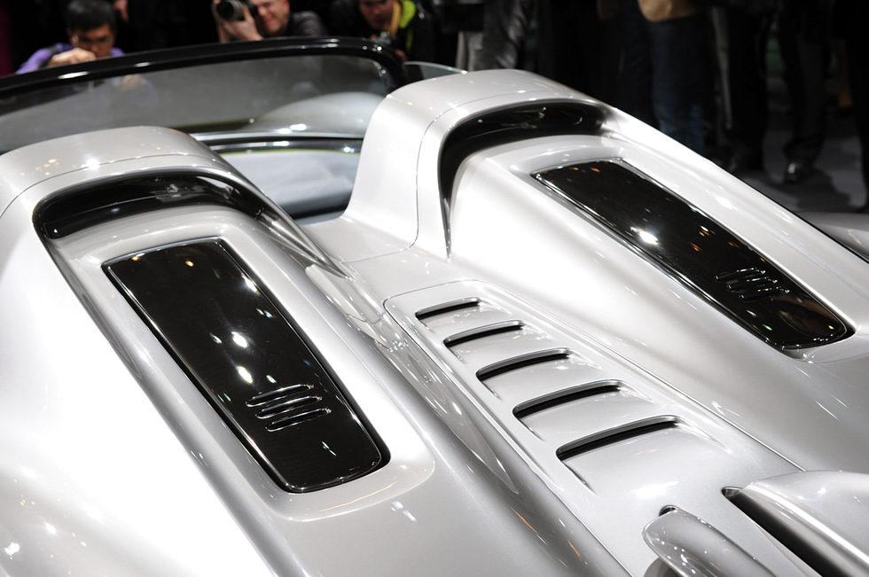 protectores del porsche 918 spyder foto en motor y racing. Black Bedroom Furniture Sets. Home Design Ideas