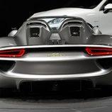 Parte trasera del Porsche 918 Spyder