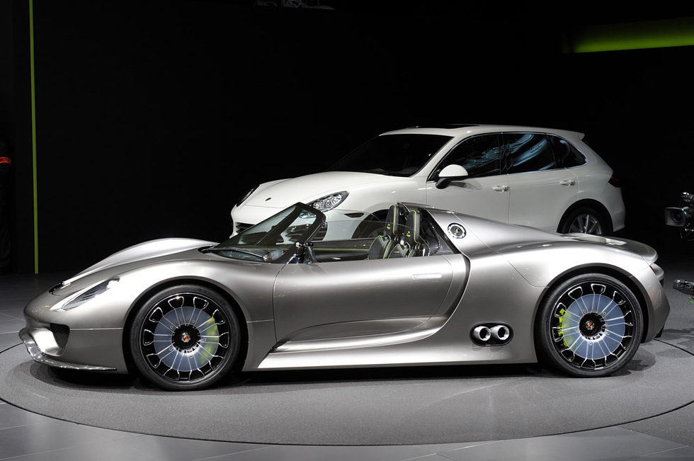 el porsche 918 spyder por euros motor y racing. Black Bedroom Furniture Sets. Home Design Ideas