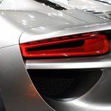 Faros traseros del Porsche 918 Spyder