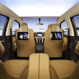 Asientos con iPad en el nuevo Opel Zafira 2011