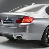 Acabado deportivo del BMW M5 2011