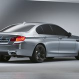 Lateral del BMW M5 Concept