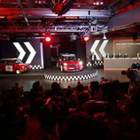 Expectación en la presentación del MINI WRC Team