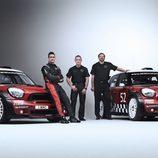 Equipo MINI Prodrive WRC
