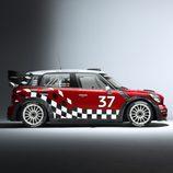 MINI John Cooper WRC lateral