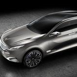 Peugeot SxC Concept car 2011