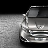 Frontal del Peugeot SxC concept car