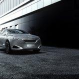 Rompedor diseño en el Peugeot SxC Concept car