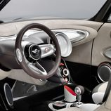 Interior del nuevo MINI Rocketman Concept 2011