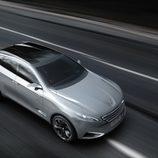 Peugeot SxC en movimiento