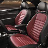 Interior del nuevo Volkswagen Beetle 2011