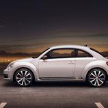 Lateral del Volkswagen Beetle 2011