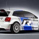 Vehículo Volkswagen Polo para el WRC