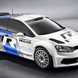 Polo R WRC con el que VK competirá en 2013