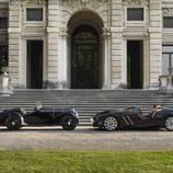 Perfil de los dos modelos del 328 de BMW