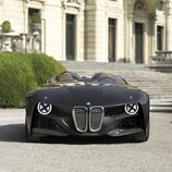 Frontal del BMW 328 Hommage