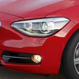 Detalle frontal BMW Serie 1
