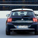 Vista trasera BMW Serie 1