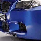 Detalle frontal BMW M5