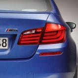 Detalle trasera BMW M5