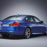 Parte trasera BMW M5