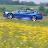 Lateral BMW M5