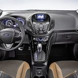 Interior del nuevo Ford B-Max
