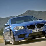 Vista delantera BMW M5
