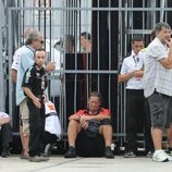 El equipo Honda llora la muerte de Marco Simoncelli
