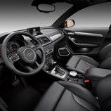 Un acabado interior de calidad Audi