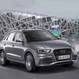 Audi Q3 en color gris