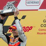 Casey Stoner, Campeón del Mundo de MotoGP 2011
