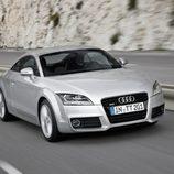 El nuevo Audi TT en acción
