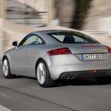 Vista trasera del nuevo Audi TT
