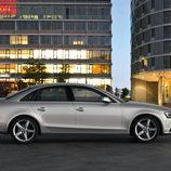 Perfil del nuevo Audi A4