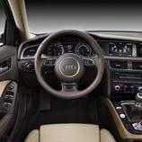 Interior del nuevo Audi A4