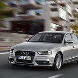 El Audi A4 en acción