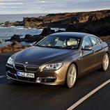 El nuevo BMW Gran Coupé Serie 6 en acción