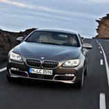 Un BMW Serie 6 de cinco puertas