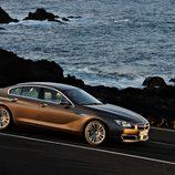 BMW Serie 6 Gran Coupé en la costa