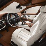 Interior del BMW Serie 6 Gran Coupé