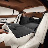 Asientos abatibles BMW Serie 6 Gran Coupé