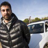 Juan Carlos Navarro en la 'Driving Experience'